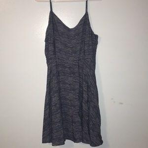 Old Navy Blue Flow Dress